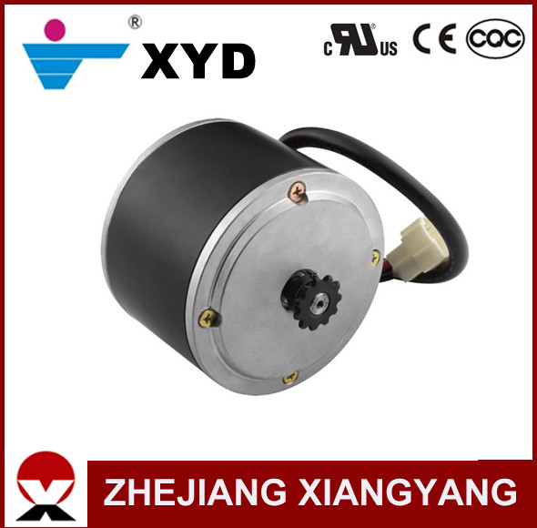 XYD-6A 24V 250W DC Electric Scooter Motor