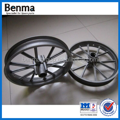 2014 hot sale top quality alloy wheel 17 motorcycle