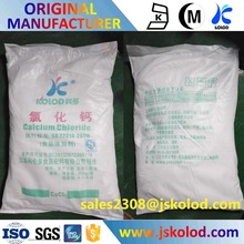 food grade Calcium Chloride Dihydrate CaCl2.2(H2O) used in food processing