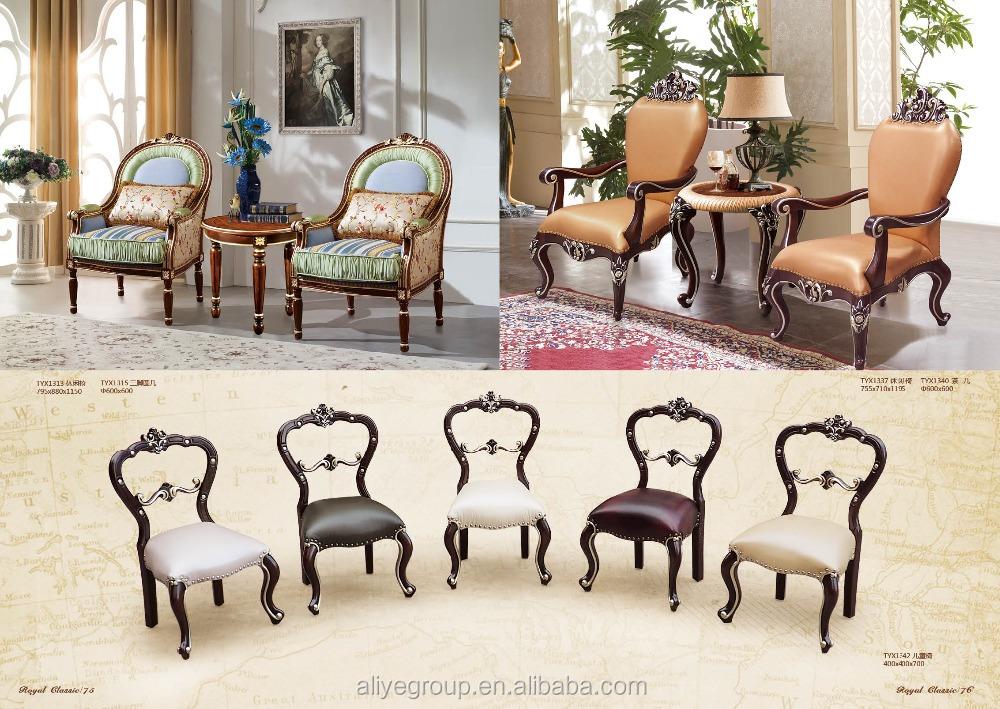 Muebles de lujo, muebles de comedor antiguo, mesas y ...