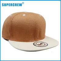 Wholesale Custom Plain Superme 5 Panel Hats Cap With Blank Design