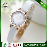 2016 New Product Fashion SlimColorful Vogue Lady Watch