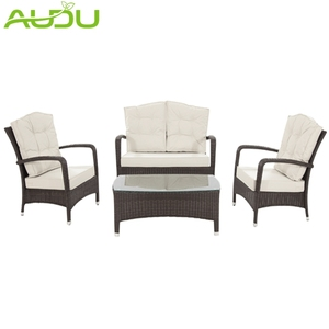 Audu Outdoor Hotel USA Balcony Contemporary Furniture