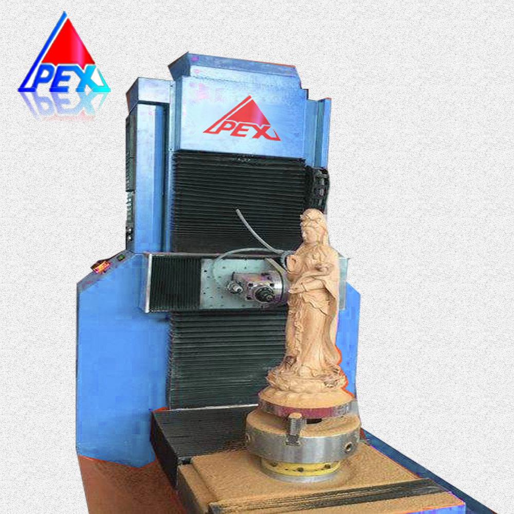 China mini cnc router milling machine 5 axis for wood ,metal,PCB, aluminum