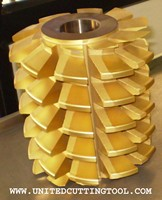 Ground Tooth Spur Gear Hob