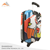 Stretch Luggage Cover Of Carry-On Zipper Trolley Luggage