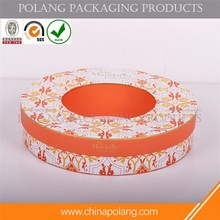 Promotional Eco-friendly cheap small paper food candy cookie macaroon chocolate packaging boxes