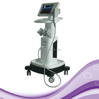 Top quality 4mhz high intensity focused ultrasound face care beauty machine
