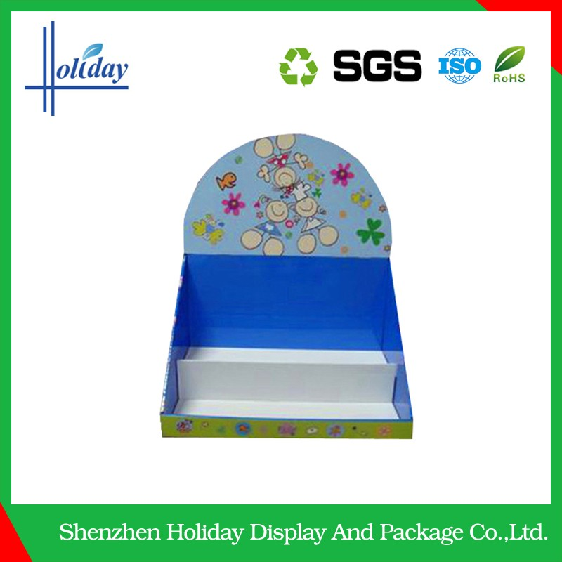 Cardboard Display Box For Watch, Watch Display Case With Hook Perforated Display Box