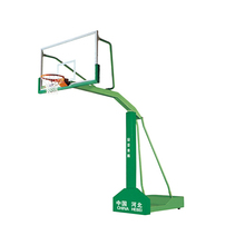 Sport equipment training outdoor inground basketball hoops