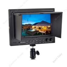 "FW-768/S/O/P 7"" HD 1280x800p Full Featured 3G-SDI SDI Camera Monitor"