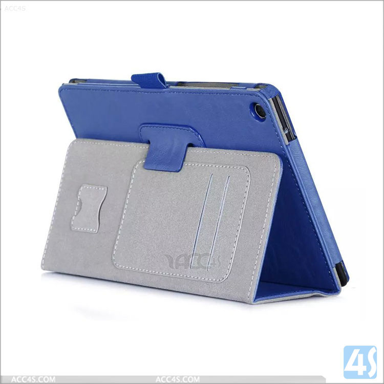 Best quality Cowhide leather case for ASUS ZenPad S 8.0 Z580CA Tablet PC