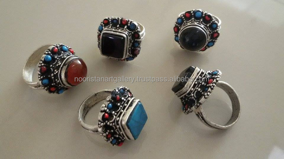 (KR-019) Kuchi/ Turkman Tribal Afghan Jewellery
