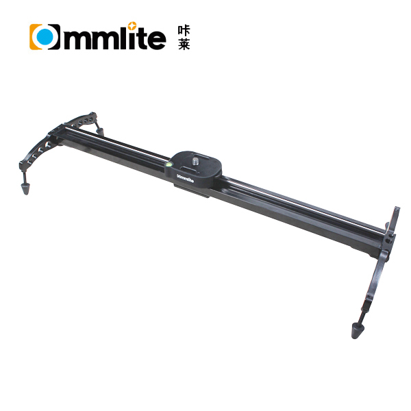 Commlite Ball Bearing Cameras Camcorders Video Slider 60cm 24''