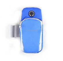 Waterproof Nylon Universal Running Riding Sports Arm Pouch Mobile Phone Arm Band Bag For LG Google Nexus 4 5 5X 6P