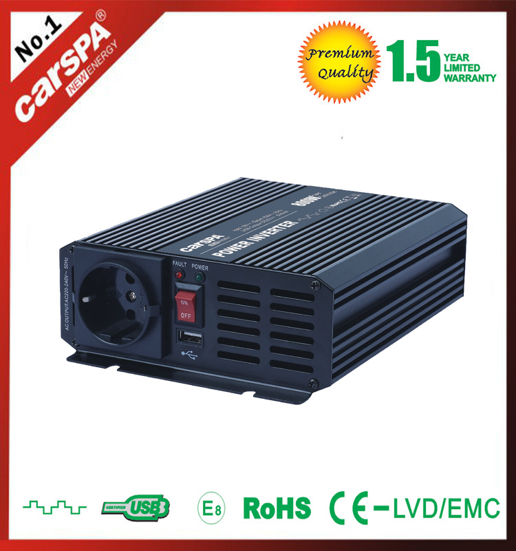 Offline Power Inverter 12 Volt 220 Volt 800W-CAR800