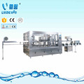 Automatic 3 in 1 small bottled water filling machine / filling line