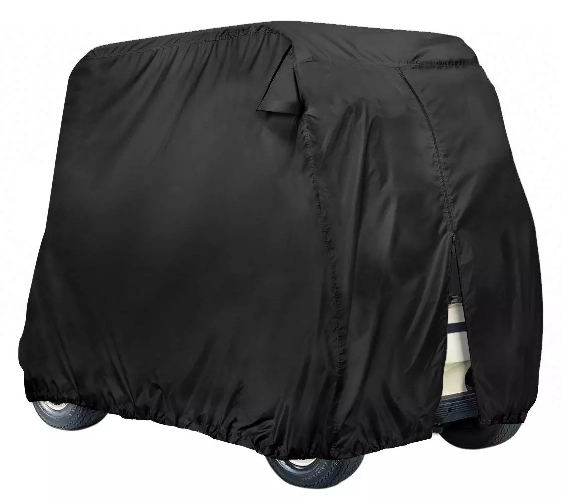 Oxford  2/4 Passenger Hot Sale High Quality Golf Cart Rain cover