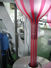 Double Colors Strip Film Blowing Machine