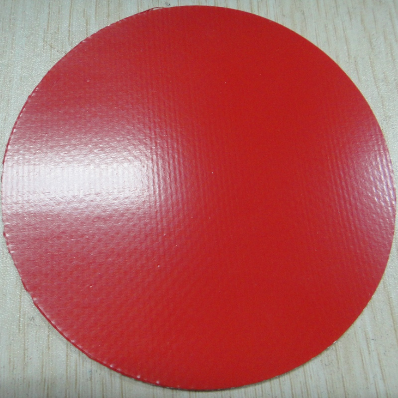 1100 denier fire retardant reinforced pvc vinyl fabric construction tarps