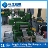 automatic Shearing & Butt Welding Machine for pipe mill in commission