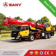 SANY STC200-IR2 20 Ton truck crane for sale
