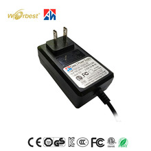 AC/DC Wall Plug 24W 12V Power Adapter