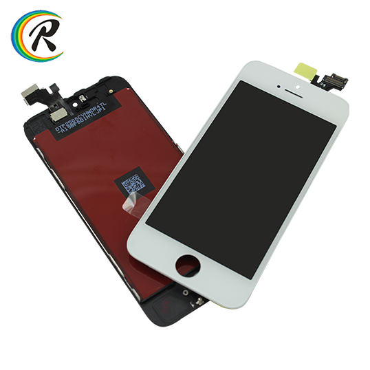 Hot sale touch screen digitizer replacement parts lcd moto for iPhone 5 gfive touch screen mobile phone