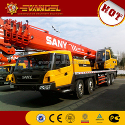 SANY 100 ton truck crane with hydraulic system