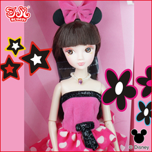 DISNEY 11.5 inch fashion doll 28cm PVC doll toys