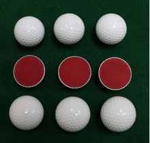 High Quality custom logo urethane 3 pieces Golf Ball for range and for match