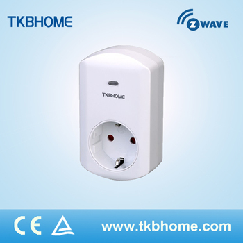 Z Wave ON/OFF socket TZ68G 3500W for z-wave smart home