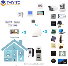 TYT wifi switch smart home with zigbee light control/ceiling fan remote control rf