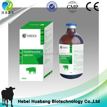 Veterinary Medicine Suppliers 5% 10% 20% 30% 50ML 100ML Oxytetracycline Injection