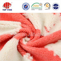 100% polyester dobby and jacquard home textile fabric for curtain