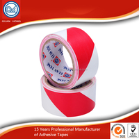 Adhesive PVC Protection Tape For Hazard Warning