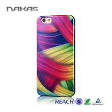 Free sample top sale 3d mobile phone cover for iphone and samsung