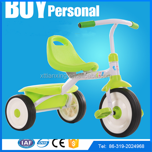 China factory direct Wholesale cheap price 3 wheel plastic trike for kids