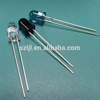 Round Shape 5mm through hole infrared led diode 930nm