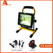 CE ROHS Wholesale Rechargeable Waterproof IP44 20W High Power LED Floodlight