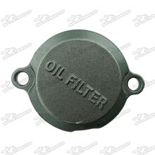 Dirt Bike Parts YX150cc 160cc Engine Oil Filter Cover