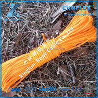 3-strand nylon rope for sale/ dock line/packing rope