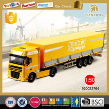 1:50 Transporter die cast toy truck