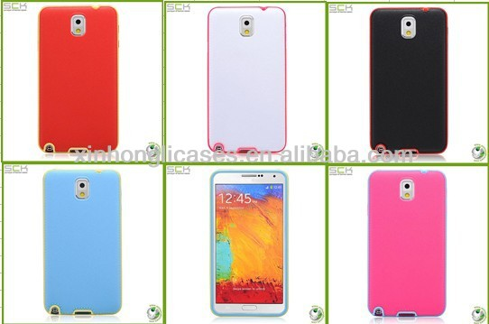 Cell phone accessories for samsung note 3 tpu cases