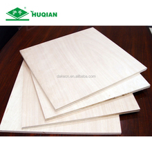 Low price birch plywood of 3mm birch face plywood