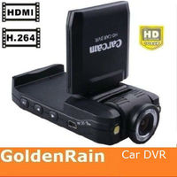 HD 1080P 140 Degree night vision k2000 carcam