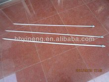 hot dip galvanized steel earth rod/ground rod