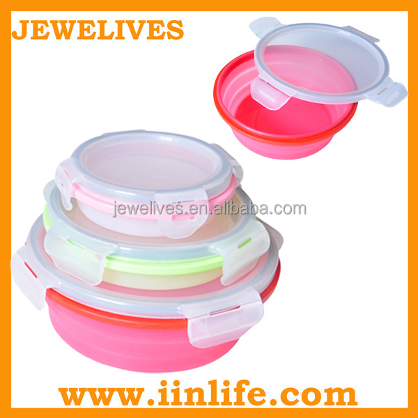 Diwali gift box silicone airtight food microwave container