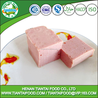 Chicken Type and Canned Style chicken luncheon meat