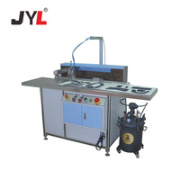 JYL-093 Glue adhesive spray machine for manufactrue factory
